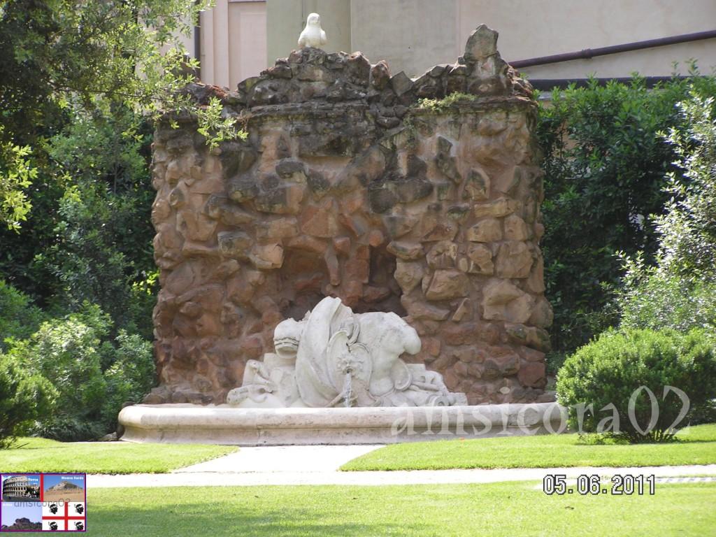I giardini del quirinale fontane amsicora02 - I giardini del quirinale ...