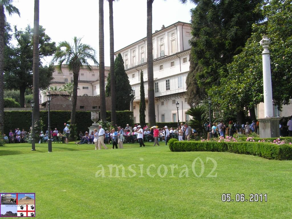 I giardini del quirinale amsicora02 - I giardini del quirinale ...