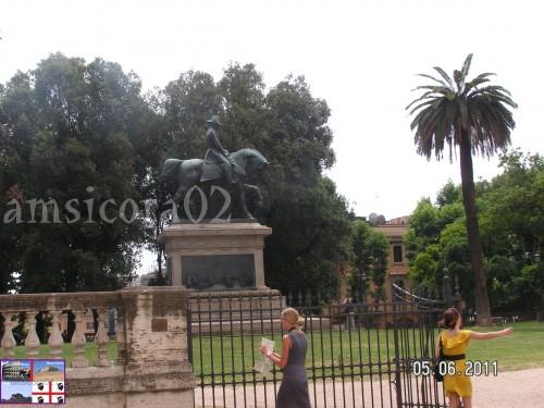 I giardini del quirinale carlo alberto amsicora02 - I giardini del quirinale ...