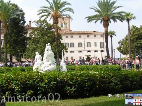 I giardini del quirinale fontana di caserta amsicora02 - I giardini del quirinale ...